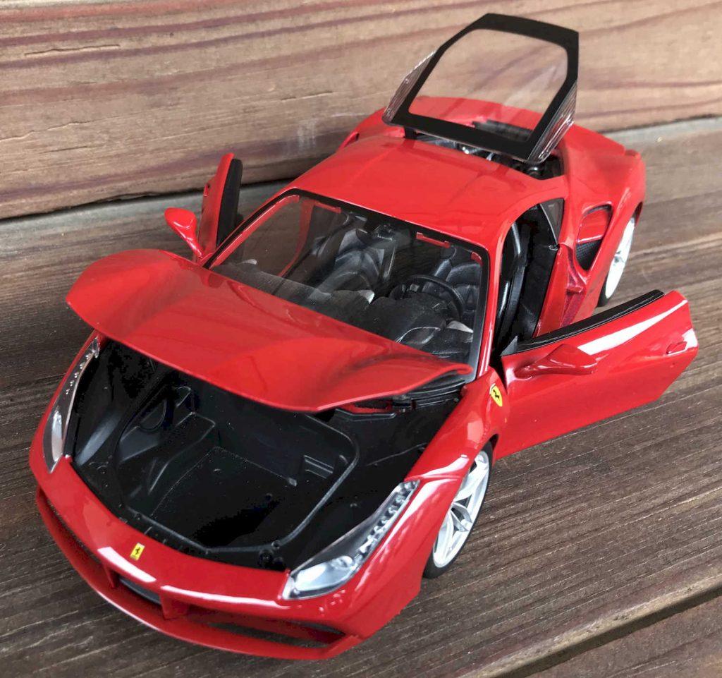 Ferrari F8 Tributo Colors: Ferrari 488 GTB